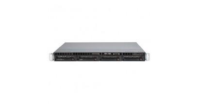 Серверная платформа Supermicro SYS-5017C-LF 1U/LGA1155/iC202/4xDDR3/1x3.5 SATA fix/IPMI/VGA/2Glan/200W