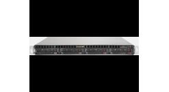 "Серверная платформа Supermicro SYS-6018R-WTR 1U 2xLGA2011 iC612, 16xDDR4, 4x3.5"""" HDD, 2xGbE, IPMI 2x750W"