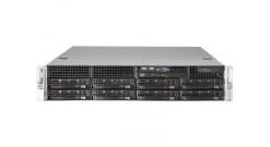 Серверная платформа Supermicro SYS-6027R-73DARF 2U 2xLGA2011 Intel C602J, 16xDDR3,8xHDD, 4xGbE,LSI2308, IPMI 2x740W