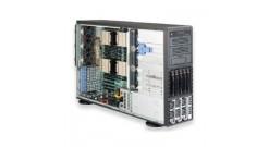 Серверная платформа Supermicro SYS-8047R-7RFT+ 4U/Tower 4xLGA2011 (E5-46xx)C602/32*DDR3/5x3.5 SAS/2*10GLan/IPMI/VGA 2x1400W