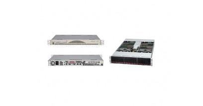 Серверная платформа Supermicro AS-1010S-MRB,1U, 1xOpteron 100 Series, 1xSATA Fixed, ServerWorks, D