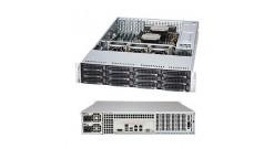 """Серверная платформа Supermicro SSG-6028R-E1CR12N 2U 2xLGA2011 2x920W, Intel C612, 24xDDR4, 12x3.5""""""""HDD, 4x10GbE 2x920W"""