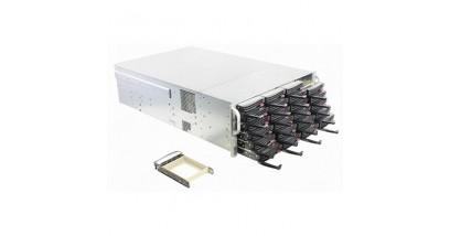"""Серверная платформа Supermicro SSG-6047R-E1R36N 4U 2xLGA2011 Intel C602, 24xDDR3, 36x3.5""""""""HDD, 4xGbE, IPMI 2x1280W"""