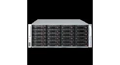 Серверная платформа Supermicro SSG-6048R-E1CR36L 4U 2xLGA2011 Intel C612 , 16xDD..