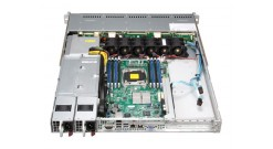 Серверная платформа Supermicro SYS-1018R-WC0R 1U LGA2011 iC612, 8xDDR4, 10x2.5