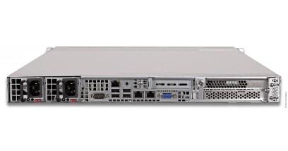 """Серверная платформа Supermicro SYS-1027R-WRF 1U 2xLGA201 Intel C602, 16xDDR3, 8xHDD 2.5"""""""", 2xGbE, IPMI, 2x700W"""