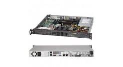 """Серверная платформа Supermicro SYS-5017R-MF 1U 1xLGA2011 C602,8xDDR3 upto 512Gb,2 int x3.5""""""""HDD,PCI-Ex16,2xGbE,IPMI 350W"""