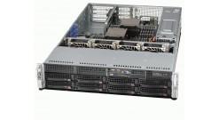 """Серверная платформа Supermicro SYS-6027R-N3RF4+ 2U 2xLGA2011 Intel C606, 24xDDR3, 10xHDD3.5"""""""", 4xGbE, IPMI 2x920W"""