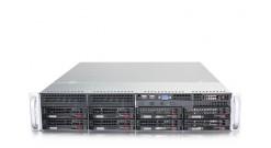"""Серверная платформа Supermicro SYS-6027R-WRF 2U 2xLGA2011 Intel C602, 16xDDR3, 8xHDD 3.5"""""""", 2xGbE, IPMI 2x740W"""