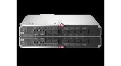 Модуль HP BladeSystem cClass 8Gb Virtual Connect Fibre Channel Module (8 externa..