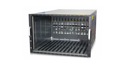 Шасси Supermicro SBE-714E-R42 Blade Chassis; 7U, 14u, 4x1400W [Up to 2 management modules, Gigabit Ethernet switches]