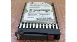 Жесткий диск HPE 146GB 2.5'' (SFF) SAS 15K 6G DP HDD (512547-B21)