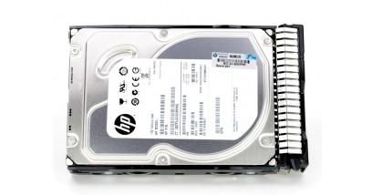 """Жесткий диск HPE 1TB 3.5"""""""" (LFF) SAS 6G 7.2K SC MDL (652753-B21)"""