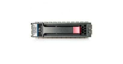 """Жесткий диск HPE 2TB 3.5"""""""" (LFF) SAS 6G 7.2K DP MDL (507616-B21)"""