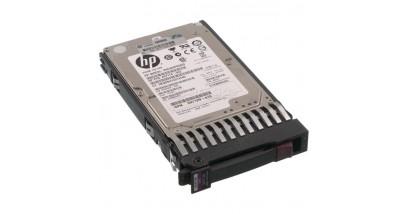 Жесткий диск HPE 300GB 2.5'' (SFF) SAS 6G 15K rpm Hot Plug Enterprise (627117-B21)
