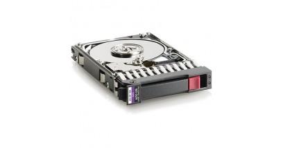 Жесткий диск HPE 600GB 2.5'' (SFF) SAS 6G 10K DP ENT HDD (581286-B21)