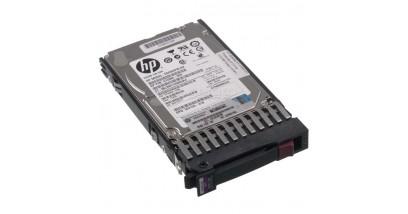 Жесткий диск HPE 900GB 2.5'' (SFF) SAS 6G 10K Enterprise (619291-B21)