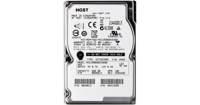 "Жесткий диск HGST 600GB SAS 3.5"""" (HUC109060CSS600) Ultrastar C10K900 10000rpm 64Mb"