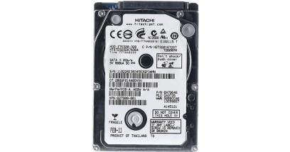 """Жесткий диск HGST 320GB SATA 2.5"""""""" (HTS723232A7A364) Travelstar 7200rpm 16Mb 7mm"""