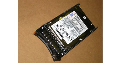 """Жесткий диск IBM 300GB, SAS, 2.5"""""""" SFF 10K 6Gbps HS HDD (90Y8877)"""