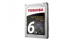 "Жесткий диск Toshiba SATA 6TB 3.5"""" (HDWE160EZSTA) X300 (7200rpm) 128Mb"
