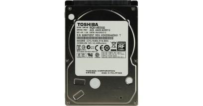 "Жесткий диск Toshiba SATA 320GB 2.5"""" (MQ01ABD032) (5400rpm) 8Mb"