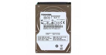 "Жесткий диск Toshiba SATA 500GB 2.5"""" (MK5076GSX) 5400 rpm, 8Mb buffer"