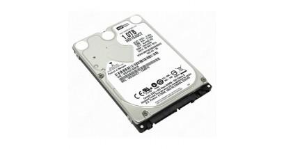 """Жесткий диск WD SATA 1TB WD10JUCT Blue (5400rpm) 16Mb 2.5"""""""""""