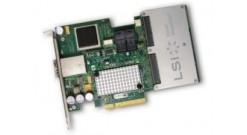 Контроллер LSI Logic Nytro MegaRaid 8140-8e8i (PCI-E 3.0 x8) SAS6G, RAID 0,1,10,5,6,16port (1*intSFF8087),1GB cache onboard,1600GB NAND flash