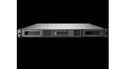 Ленточный автозагрузчик HPE MSL 1/8 G2 0-drive Tape Autoloader (R1R75A)