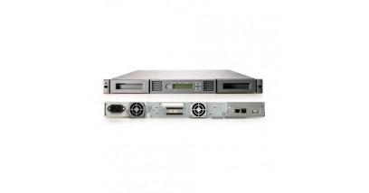 Ленточный автозагрузчик HP StorageWorks Ultrium 6250 1/8 G2 Ext. 8 Gb FC Autoloader (1U; incl. Yosemite Server Backup Basic, brcd rdr)
