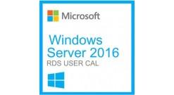 Лицензия HPE Microsoft Server 2016 5-CAL User Remote Desktop Services..