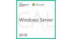 Лицензия HPE Microsoft Windows Server 2019 5-Device CAL Pack..