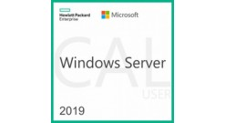 Лицензия HPE Microsoft Windows Server 2019 5-User CAL Pack..