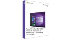 ПО Windows 10 Pro 32-bit English 1pk DSP OEI DVD (FQC-08969)..