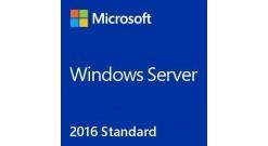 ПО Windows Server Standard 2016 64Bit Russian 1pk DSP OEI DVD 16 Core (P73-07122..