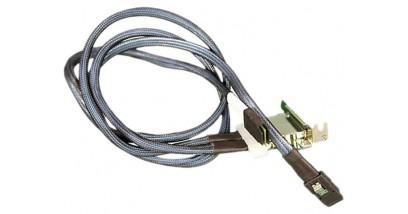 Кабель Supermicro CBL-0352L-LP Low Profile Bracket. 85CM 2-Port EXT IPASS TO INT IPASS, LP