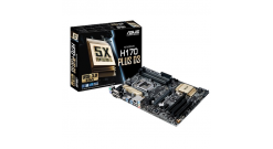 MB ASUS H170 s1151 (Core™ i3/i5/i7,Celeron Processors), VGA(HDMI+DVI+RGB), 4xDDR..