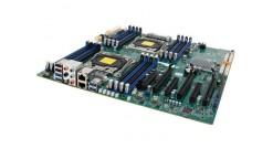 Материнская плата Supermicro MBD-X10DAI-B - E-ATX, 2xLGA2011-r3, Intel®C612, 16x..