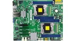 Материнская плата Supermicro MBD-X10DRD-I-O-Intel S2011 E-ATX, 8xDDR4, 2xGbE, IPMI, 7xUSB, VGA port
