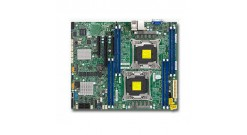Материнская плата Supermicro MBD-X10DRL-C-O - ATX,Intel S 2011 8xDDR4, 6xSATA, 8xSAS, 2xGbE