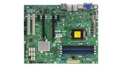 Материнская плата Supermicro MBD-X11SAE-F-O - ATX,S1151 Intel, 4xDDR4, 8xSATA+M...