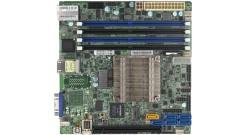 Материнская плата Supermicro MBD-X10SDV-F-O Intel..