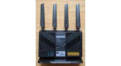 Маршрутизатор ASUS 4G-AC68U AC1900, Gigabit LANx4, USB 2.0 x 1, USB 3.0 x 1 3G/4..