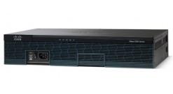 Маршрутизатор Cisco 2911 Security Bundle w/SEC license PAK (CISCO2911R-SEC/K9)..