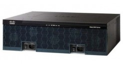 Маршрутизатор Cisco 3945E Voice Bundle, PVDM3-64, UC License PAK..