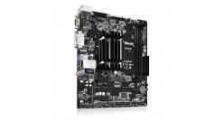 Материнская плата ASRock J3060M Celeron J3060 CPU onboard Dsub+DVI+HDMI GbLAN SA..