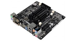 Материнская плата ASRock J3455-ITX Celeron J3455 CPU onboard Dsub+DVI+HDMI GbLAN..