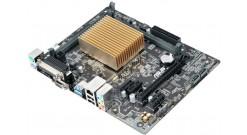 Материнская плата ASRock J3455M Celeron J3455 CPU onboard Dsub+DVI+HDMI GbLAN SA..