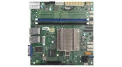 Материнская Плата Supermicro MBD-A2SDI-2C-HLN4F-O Soc-1310 uATX 2xDDR4 8xSATA3 i..